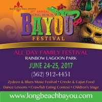 (BPRW) New Orleans comes to Long Beach for the 31st Annual Bayou Festival