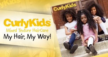 Black-owned Family Business, CurlyKids Mixed Texture HairCare, Reaches Milestone of 6,000 Retail Stores Worldwide